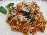 Pepperoni Spaghetti in 15Minutes!