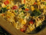 The Best Chicken Tetrazzini